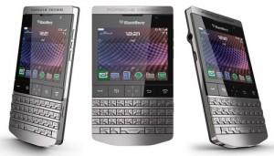 Porsche tervezete BlackBerry